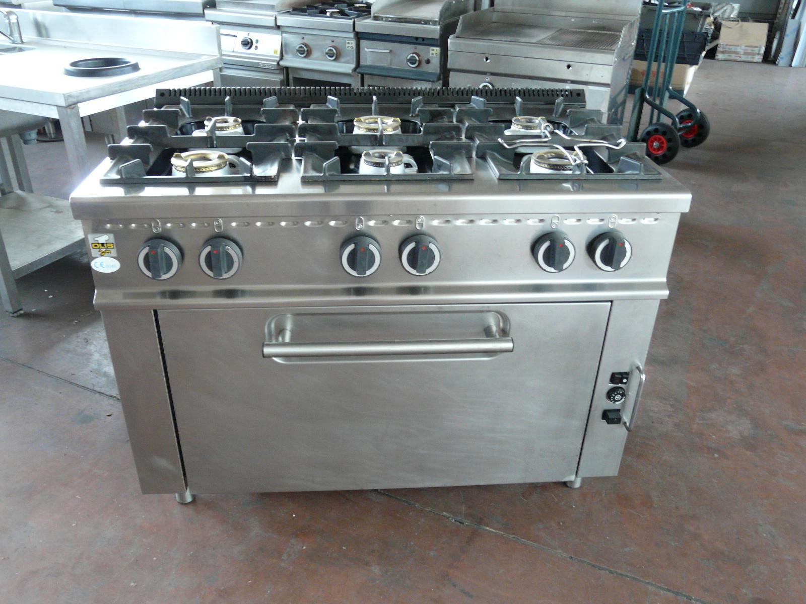 PIRO-GAS | Cucine Industriali Usate Lodi, Brescia, Milano, San ...
